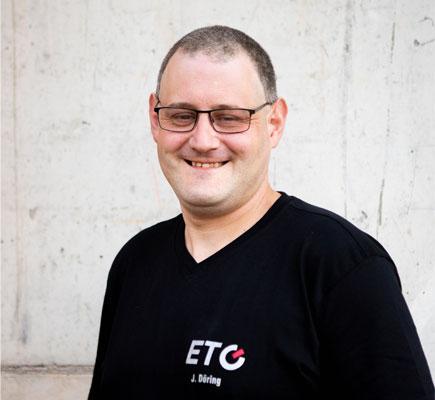 Jens Döring · Elektrofachhelfer